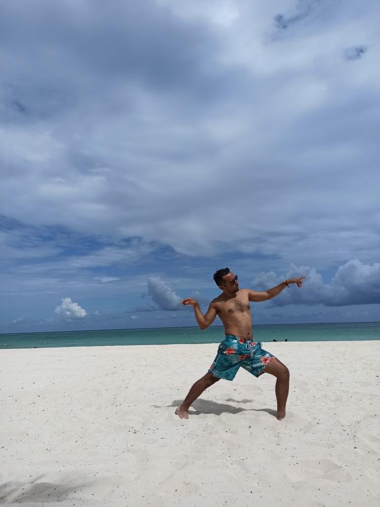 plaža, karibi, karipsko more, chamicos, tulum, akumal, playa del carmen, meksiko, mexico