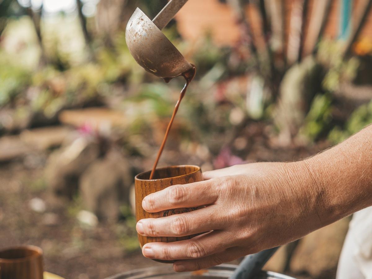ritual ispijanja kakaa, kakao, meksiko